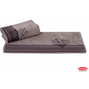Полотенце Hobby home collection Infinity 50x90 см серый (1501000785) infinity perfect 500