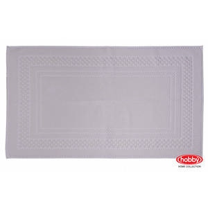 Полотенце Hobby home collection Cheqers 40x60 см серое (1501001016)