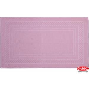 Полотенце Hobby home collection Cheqers 60x100 см розовое (1501001033) white fox joy comfort 60x100 см