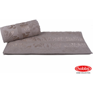 Полотенце Hobby home collection Versal 70x140 см коричневый (1607000102) водолазка pettli collection pettli collection pe034ewvwc32