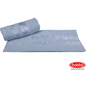Полотенце Hobby home collection Versal 70x140 см голубой (1607000101)