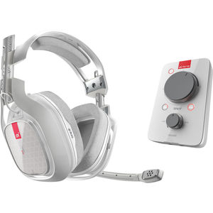Игровые наушники ASTRO Gaming A40 TR + MixAmp Pro TR White (Xbox One/ PC) рюкзак astro gaming scout