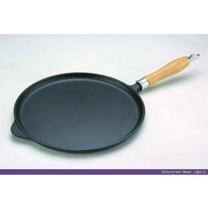 Сковорода для блинов 27 см Baumalu Чугун (383900) чушковой чугун с моб резерва