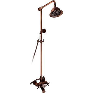 Душевая система Timo Nelson (SX-90 orb) душевая система timo arisa напольная бронза sx 5001 02 antique