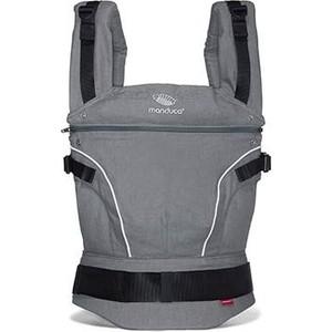 Manduca Слинг-рюкзак PureCotton dark grey (Серый) (2220380000)