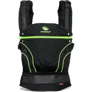 Фотография товара manduca Слинг-рюкзак BlackLine ScreaminGreen в комплекте с накладками на лямки (Зелёный) (2222011002) (610031)
