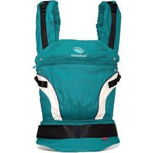 Фотография товара manduca Слинг-рюкзак First Petrol (Бирюзовый) (2220272000) (610039)