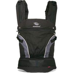 Фотография товара manduca Слинг-рюкзак First Black (Чёрный) (2220260000) (610043)