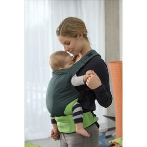 Amazonas Эргономичный слинг-рюкзак Smart Carrier Green ultra-light (AZ-5039206)