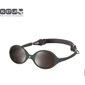 Ki ET LA Очки солнцезащитные детские DIABOLA 0-18 мес. Темно-серый (60001265)