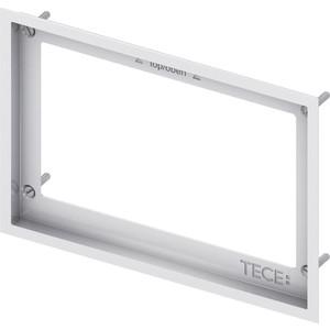 Металлическая декоративная рамка TECE TECEnow (9240643) матовая дистанционная рамка tece tecenow 9240412 хром матовый