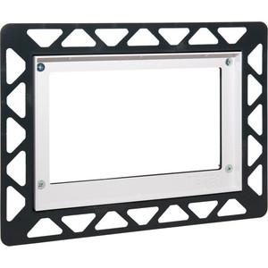 Монтажная рамка для стеклянных панелей TECE TECEnow (9240644) металлическая дистанционная рамка tece tecenow 9240412 хром матовый