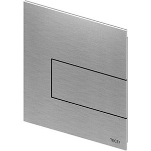 Панель смыва для писсуара металлическая TECE TECEsquare Urinal (9242810) нержавеющая сталь триммер remington ne3750
