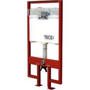 Инсталляция со смывным бачком 8 см TECE TECEprofil (9300040)