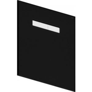 Верхняя панель с механическим блоком управления TECE TECElux (9650004) стекло чёрное, клавиши хром глянцевый валерия лисичко чёрное перо