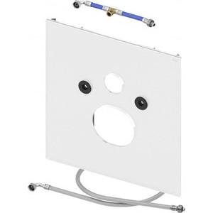 Нижняя панель для унитазов-биде TECE TECElux (9650103) стекло белое лицевая панель tece teceloop modular 9240679 без клавиш стекло рубиновый