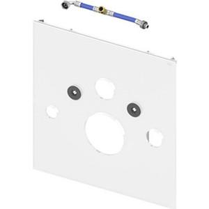 Нижняя панель для унитазов-биде TECE TECElux (9650104) стекло белое лицевая панель tece teceloop modular 9240679 без клавиш стекло рубиновый