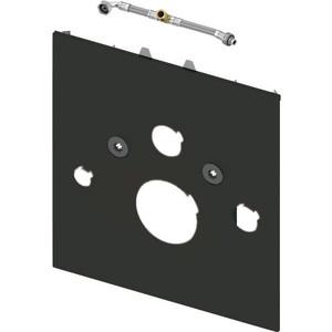Нижняя панель для унитазов-биде TECE TECElux (9650106) стекло чёрное валерия лисичко чёрное перо