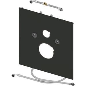 Нижняя панель для унитазов-биде TECE TECElux (9650107) стекло чёрное валерия лисичко чёрное перо