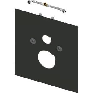 Нижняя панель для унитазов-биде TECE TECElux (9650108) стекло чёрное валерия лисичко чёрное перо