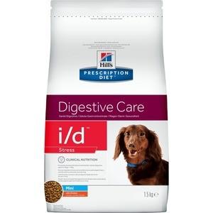 Сухой корм Hill's Prescription Diet i/d Digestive Care Stress Mini диета при лечении заболеваний ЖКТ и стресса для собак мелких пород