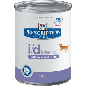 Консервы Hill's Prescription Diet i/d Digestive Care with Chicken с курицей диета при лечении заболеваний ЖКТ для собак 360г (1811) hill s prescription diet i d digestive care chicken