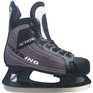 Коньки хоккейные Action PW-216DN р. 38