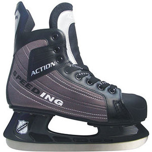 Коньки хоккейные Action PW-216DN р. 44