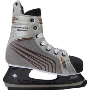 Коньки хоккейные Action PW-216N р. 40
