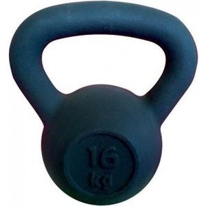 Гиря Sport Elite 16 кг (чугунная обрезиненная) sport elite se 2450
