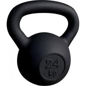 Гиря Sport Elite 24 кг (чугунная обрезиненная) sport elite se 2450