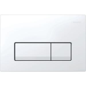 Кнопка смыва Geberit Delta 51 (115.105.11.1) белая клавиша смыва geberit delta 50 белая 115 135 11 1