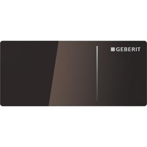 Кнопка смыва Geberit Sigma 70 (115.630.SQ.1) амбер  geberit sigma 70 115 630 sq 1 амбер