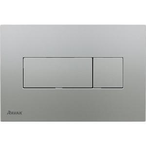 Кнопка смыва Ravak Uni (X01456) сатин плащ и маска штурмовик uni