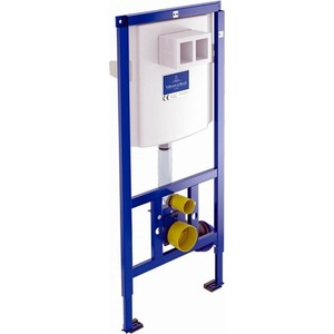 Система инсталляции Villeroy Boch для унитазов (9224 6100) гигиенические блоки и таблетки для унитазов