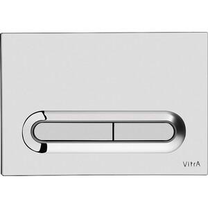 цена на Кнопка смыва Vitra (740-0780) хром