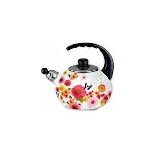 Чайник эмалированный 2.2 л Appetite Симфония (FT6-SM)