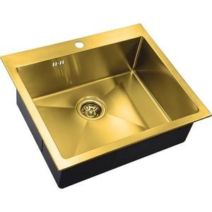 Мойка кухонная ZorG Inox Pvd (SZR-5951 bronze)