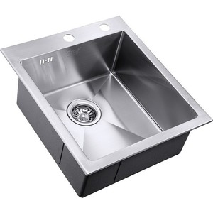 Мойка кухонная ZorG Inox RX (RX-4551) мойка кухонная zorg inox rx rx 7851 r