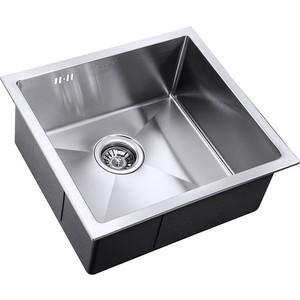 Мойка кухонная ZorG Inox RX (RX-4844)