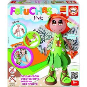 Набор Educa Создай свою Куклу Fofucha Пикси 16451