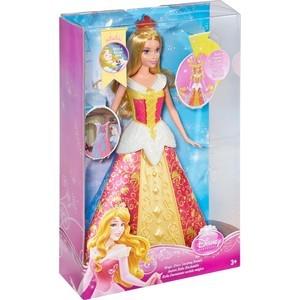 Mattel Disney Princess Кукла Принцессы Дисней Спящая красавица (цвет платья меняется) CBD13 mattel храбрая сердцем с фигурками трансформерами принцессы disney