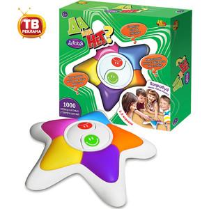 Zanzoon Игра настольная - Да или Нет? (детская версия), звуковые и световые эффекты 1616098 интерактивные игрушки learning journey паровоз в наборе с шариками звуковые и световые эффекты