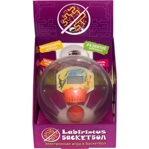 Labirintus Головоломка Лабиринтус Баскетбол 12 см SPSH0001