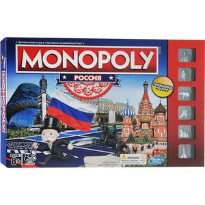 Hasbro Games Монополия Россия (новая уникальная версия) B7512121 hasbro монополия россия hasbro
