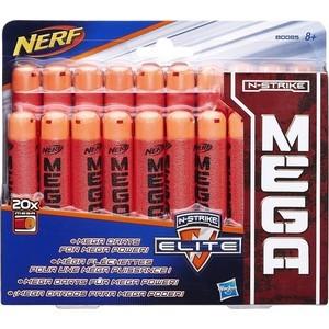 Hasbro Nerf Mega 20 стрел B0085EU4 hasbro