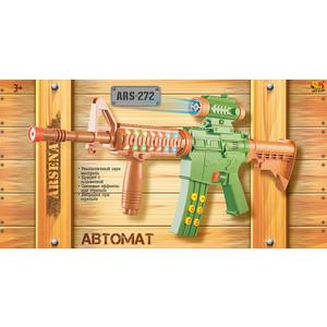 Abtoys Автомат Arsenal с прицелом, со световыми и звуковыми эффектами ARS-272 abtoys со стрелами на присосках