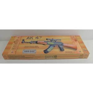 Abtoys Автомат Arsenal со световыми и звуковыми эффектами ARS-242 abtoys со стрелами на присосках