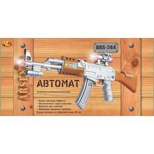 Abtoys Автомат Arsenal со световыми и звуковыми эффектами ARS-244 abtoys со стрелами на присосках