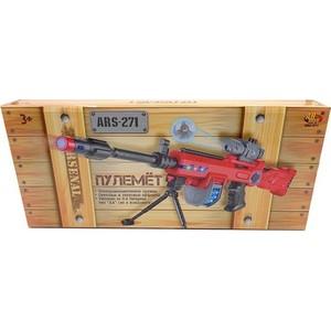 Фотография товара abtoys Пулемет Arsenal с прицелом и подсветкой ARS-271 (611367)